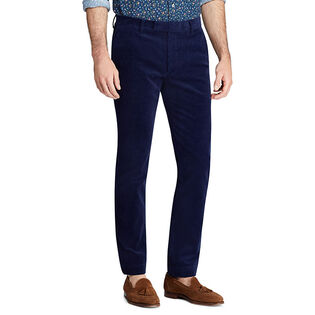 Men's Stretch Slim Fit Corduroy Pant