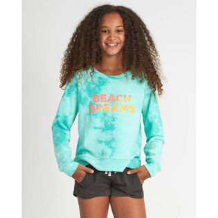 Junior Girls' [7-14] Weekend's Here Sweatshirt