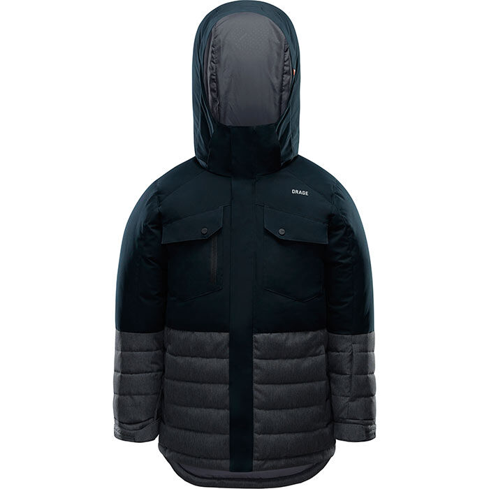 Manteau Blizzard pour garçons juniors [8-16]