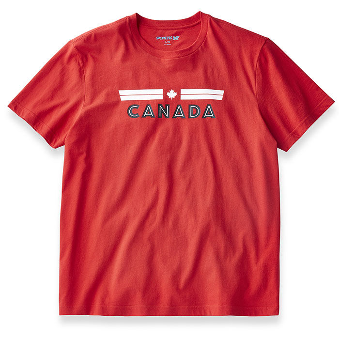 Men's Canada Logo T-Shirt