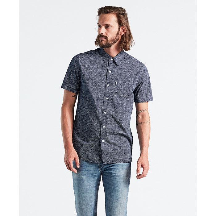 Chemise Sunset à une poche pour hommes