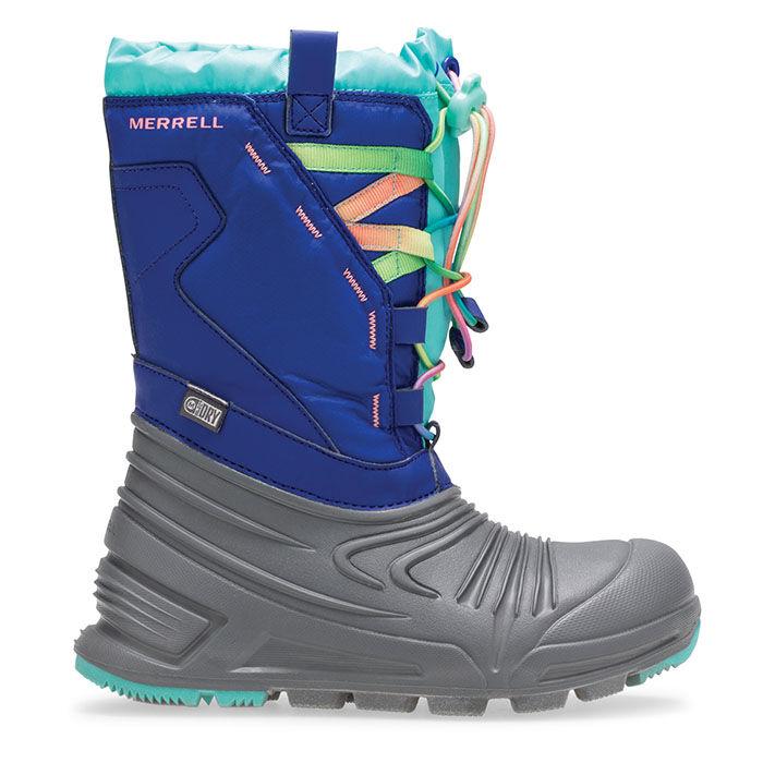 Kids' [12-3] Snow Quest Lite 2.0 Waterproof Boot