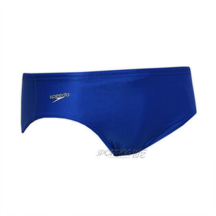 Men's 3 Inch Solid Briefs