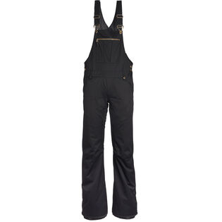 Women's Black Magic Insulated Overall Bib Pant