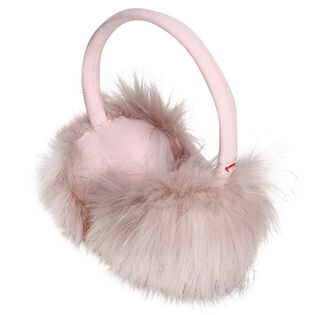 Girls' [2-8] Soft Earmuff