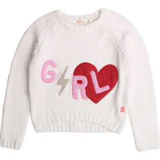 Girls' [3-6] GIRL Pullover Sweater