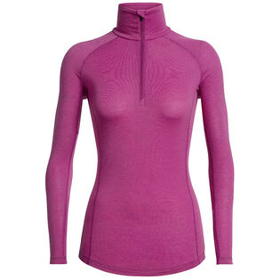 Women's BodyfitZONE™ 150 Zone Long Sleeve Half-Zip Top