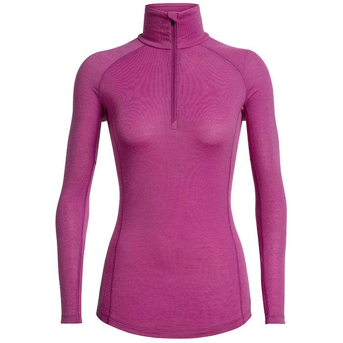 Women's BodyfitZONE™ 150 Zone Long Sleeve Half-Zip Top