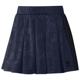 Jupe plissée pour femmes
