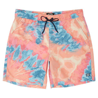 Short de surf All Day Riot Layback pour hommes