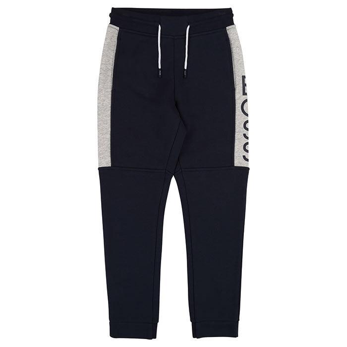 Pantalon de jogging à blocs de couleurs pour garçons juniors [4-16]