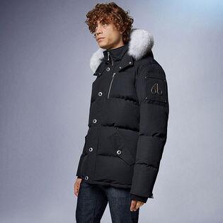 Manteau en duvet 3Q pour hommes