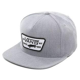 Junior Boys' [8-16] Full Patch Snapback Hat