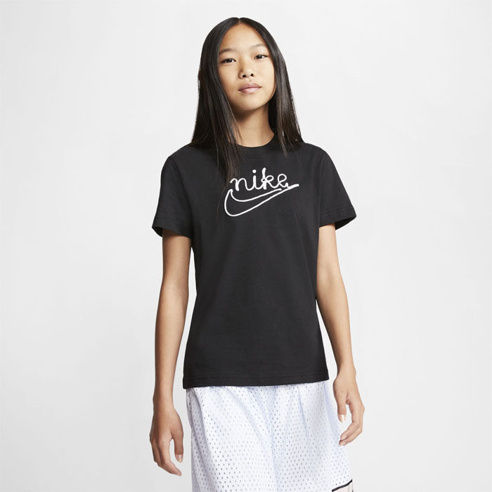 Junior Girls' [7-16] Sportswear Logo T-Shirt