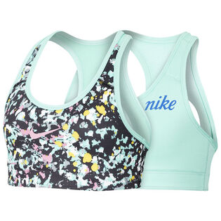 Junior Girls' [7-16] Reversible Sports Bra