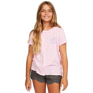 Junior Girls' [7-14] Surf Club T-Shirt
