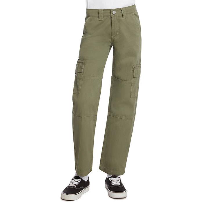 Pantalon cargo à coupe décontractée pour garçons juniors [8-20]