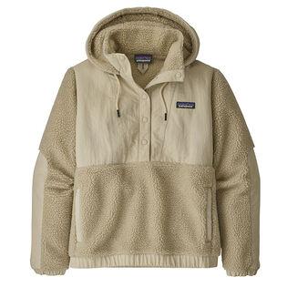 Women's Shelled Retro-X® Fleece Pullover Top