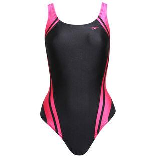 Women's Splice Racing One-Piece Swimsuit