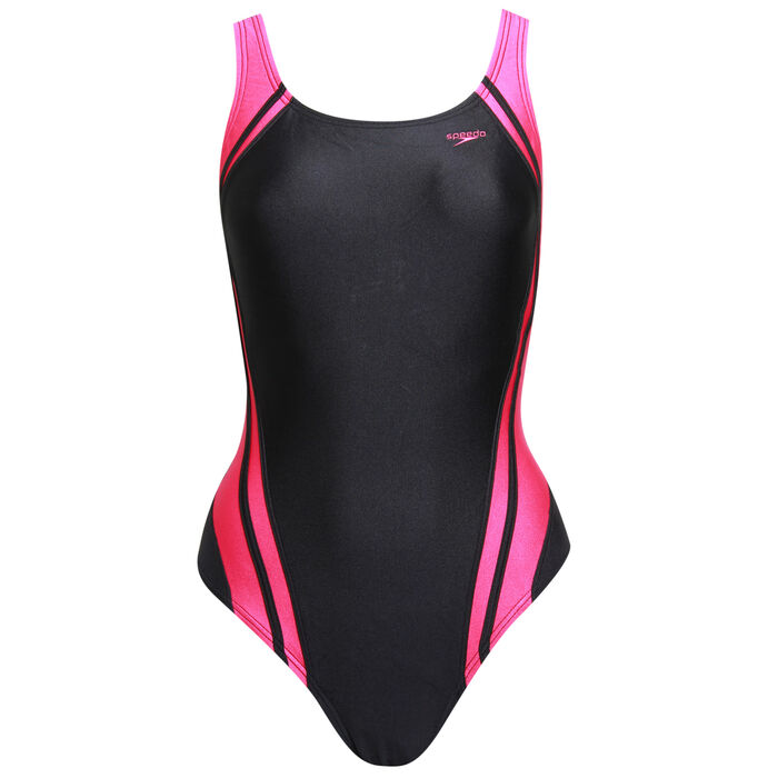 Women's Splice Racing One-Piece Swimsuit