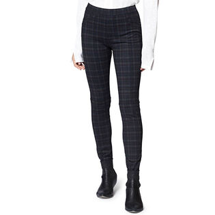 Women's Autumn Plaid Grease Legging