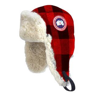 Merino Wool Shearling Pilot Hat