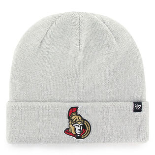 Men's Ottawa Senators Checker Beanie