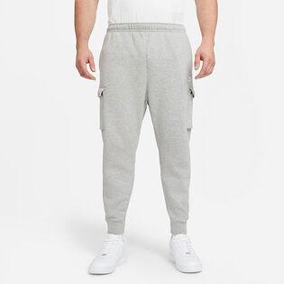 Pantalon cargo Club en molleton pour hommes