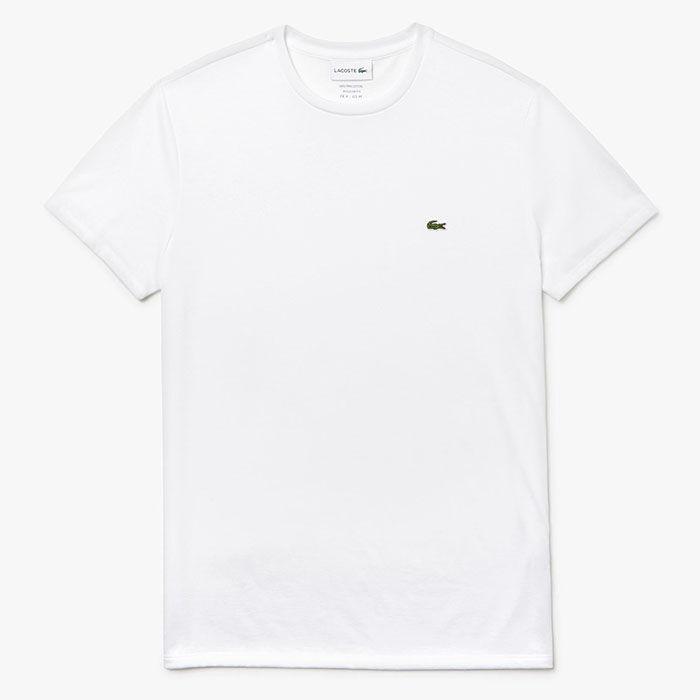 T-shirt en jersey de coton Pima pour hommes