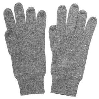 Women's Cashmere Crystal Glove