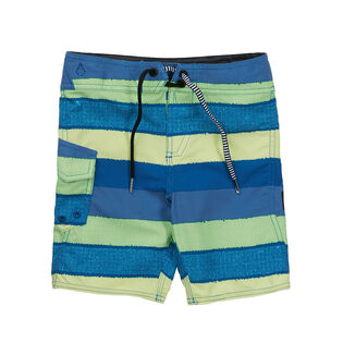 Boys' [3-7] Magnetic Liney Mod Boardshort