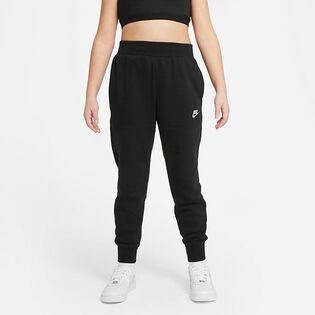 Junior Girls' [7-16] Sportswear Club Fleece Pant (Extended Size)