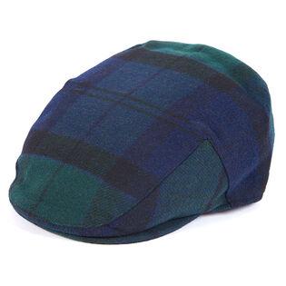 Men's Gallingale Tartan Flat Cap