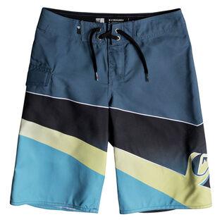 Junior Boys' [8-16] Slash Fade Boardshort