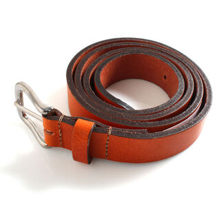 Women's Soft Buffalo Leather Belt