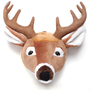 White Tail Deer Stuffed Wall Mount