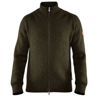 Cardigan Greenland Re-Wool pour hommes