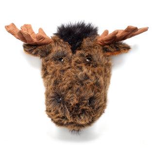 Moose Stuffed Wall Mount