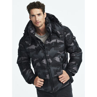 Men's Camo Glacier Jacket