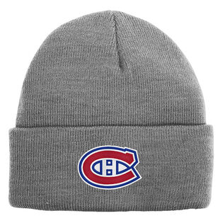 Juniors' [8-20] Montreal Canadiens Heather Knit Beanie
