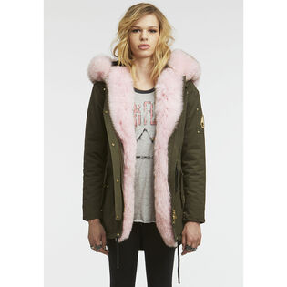 Women's Steller Canvas Parka