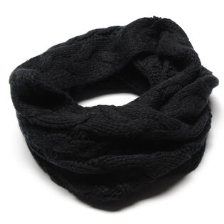 Girls' Cable Knit Infinity Scarf