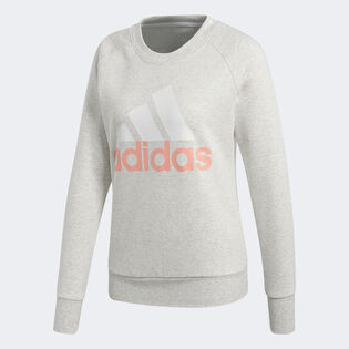 Women's Logo Crew Sweater