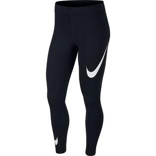 Women's Sportswear Leg-A-See Swoosh Legging