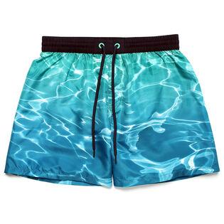 Men's Sandy Palm Swim Trunk