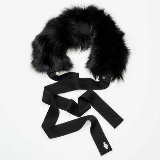 Women's Fur Headband Scarf