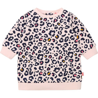 Baby Girls' [12-24M] Leopard Terry Dress