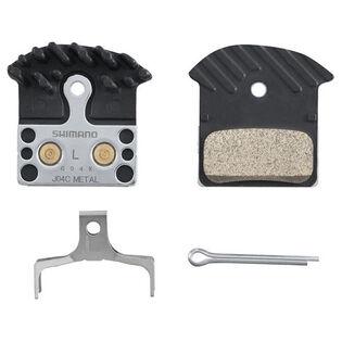 J04C Metal Disc Brake Pad
