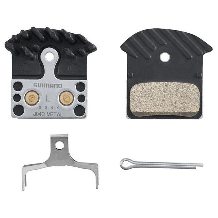 Plaquette de freins à disque en métal J04C