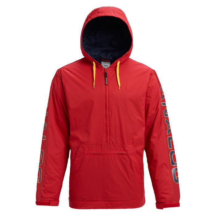 Men's Chainlink Anorak Jacket